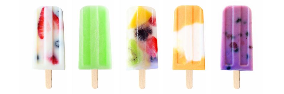 custom ice lollies
