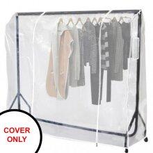 Oypla Heavy Duty 4ft Clothes Rail Cover