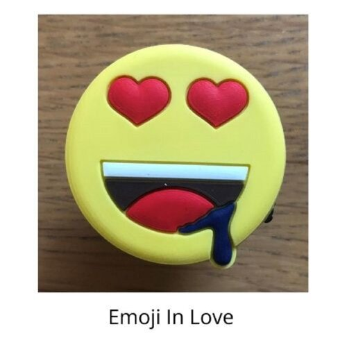 (Emoji in Love) mobile phone holder Socket Finger grip Stand UK