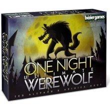 One Night Ultimate Werewolf | Hidden Role Board Game