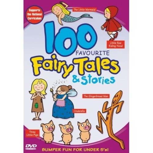 100 Favourite Fairy Tales And Stories DVD [2004]