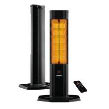 Phönix Infrared Carbon Heater Portable Freestanding Remote Control
