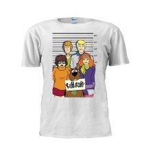 Scooby Doo T Shirt Inspired Cartoon Funny T Shirt Unisex Trendy Men T Shirt