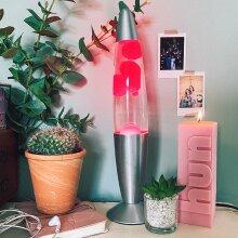 Fizz Creations Pink Lava Lamp