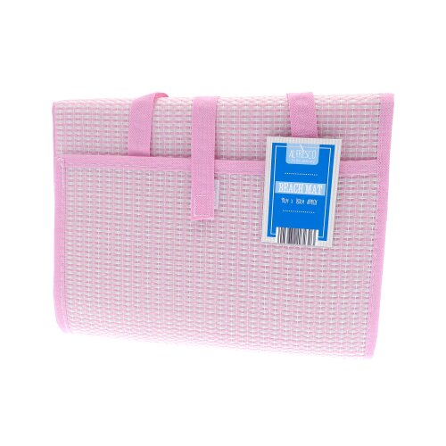(Pink Large) Alfresco Outdoor Foldable Picnic Blanket | Large Beach Mat