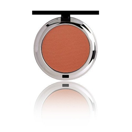 Bella Pierre Compact Mineral Blush In Autumn Glow 0 35 Ounce