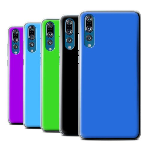 Colours Huawei P20 Pro Phone Case Transparent Clear Ultra Slim Thin Hard Back Cover for Huawei P20 Pro