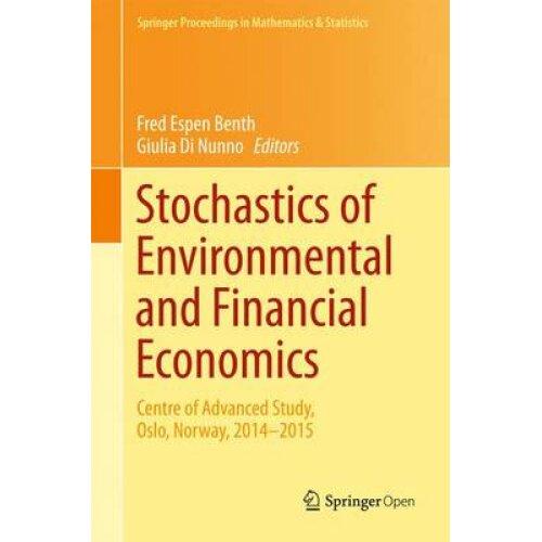 Stochastics of Environmental and Financial Economics