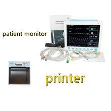 Contec patient monitor and printer RESP NIBP TEMP SPO2 RESP