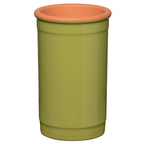 Terracotta Wine Cooler, Lime Green