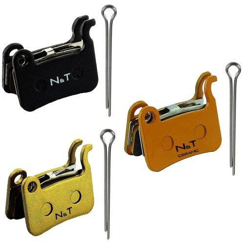 NT-BP005 Shimano BR S500 S501 R505 T605 M535 M545 M585 M595 M596 M601 M655 M665 M765 M775 M776 M800 M965 M966 M975 compatible Disc Brake Pads