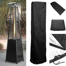 Gas Pyramid Patio Heater Cover Waterproof Protective Garden Covers