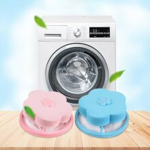 Washing Machine Mesh Filtering Washer Filter Bags Laundry Fur Lint Hair Cleaning