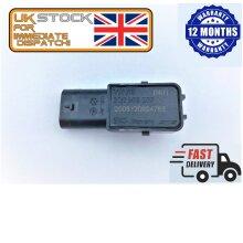 BRAKE BOOSTER PRESSURE SENSOR AUDI VW SEAT V10721500 5Q0906207 829006