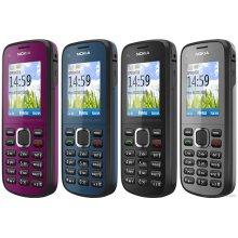 Nokia C1-02 Single Sim   64MB   16MB RAM - Refurbished