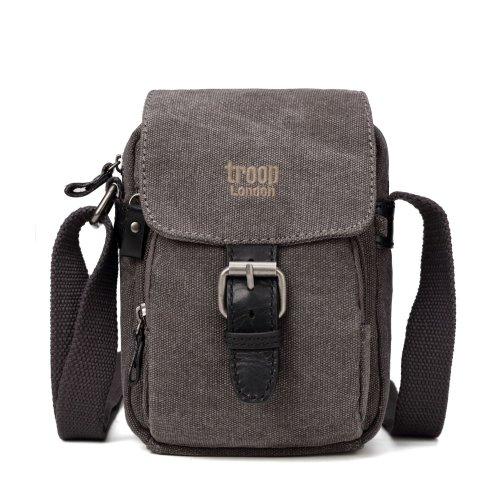 Troop London Classic Canvas Across Body Bag | Buy Across Bags Online | Canvas Across Body Bag | messenger bag