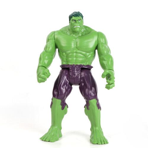 "Marvel Avengers THE HULK 12"" 12'' Action Figure Titan Hero Series Man Toy"