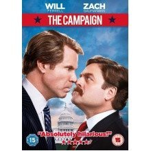 The Campaign DVD [2013]