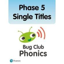 Phonics Bug Phase 5 Single Titles