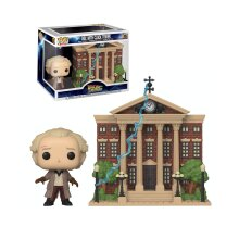 Funko POP! Vinyl Town: Back To The Future - Doc with Clock Tower