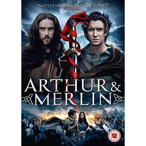 Arthur & Merlin DVD [2015]