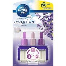 Ambi Pur 3volution air refreshener refills Lavender scented