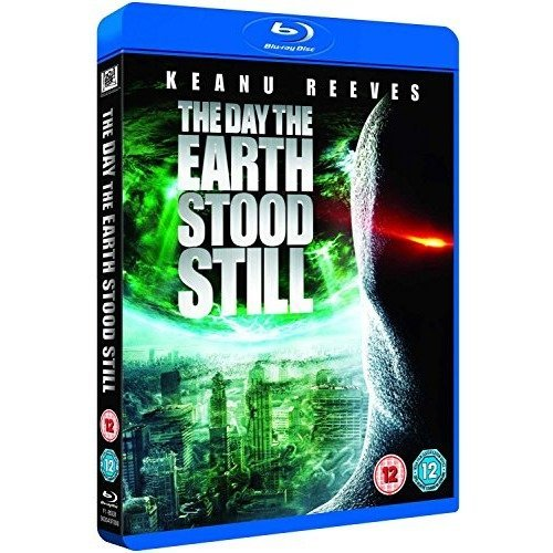 The Day The Earth Stood Still Blu-Ray [2009]