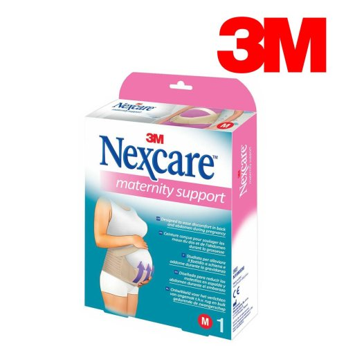 3M Nexcare Maternity Support for Pregnancy in Medium for Sizes 10-18