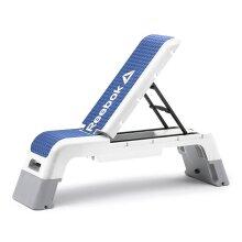 Reebok Deck Adjustable Step Platform Gym Workout Bench