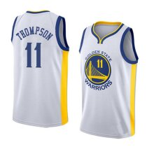 Golden State Warriors Klay Thompson Loose Basketball Jersey Sports Shirts Men's Quick-drying Basketball Uniform Tops