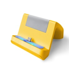 Charging Dock Station for Nintendo Switch Lite Yellow Stand Charger