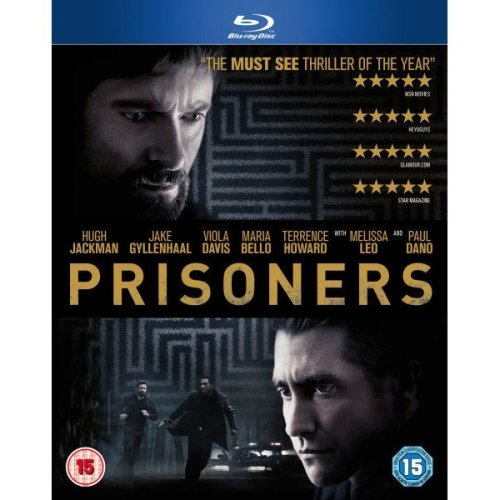 Prisoners Blu-Ray [2014]