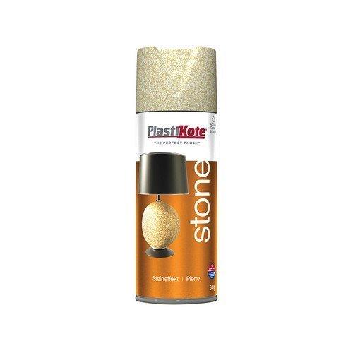 Plasti-Kote PKT9440 Stone Touch Spray Santa Fe Sand 400ml