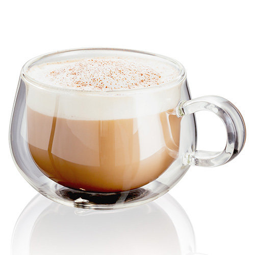 Judge Double Walled 225ml Cappuccino Glass Set Of 2