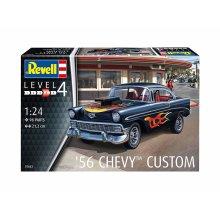 RV07663 - Revell 1:24 - 1956 Chevy Custom