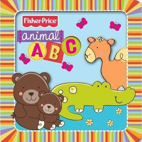 Fisher-Price Animal Abc (3D Board Books)