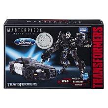Transformers E2316 Masterpiece Decepticon Barricade Movie Series Action Figure
