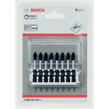 Bosch Impact Power Bit 50mm 8 Pack [2608522331]
