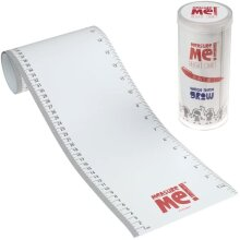 Measure Me! Roll-up Height Chart for Children - Big White One