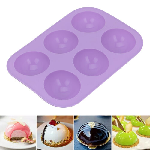 3D Silicone Baking Cake Mould Chocolate Candy Mold