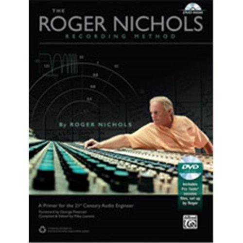 Alfred 00-40830 ROGER NICHOLS RECORDING-BK&DVD-ROM