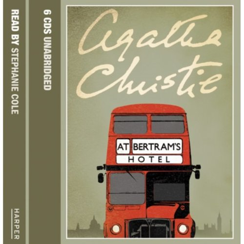 At Bertram's Hotel: Complete & Unabridged (Audio CD)