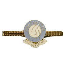 Manchester City football club tie pin