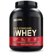 Optimum Nutrition Gold Standard Chocolate 100% Whey, 1.67kg