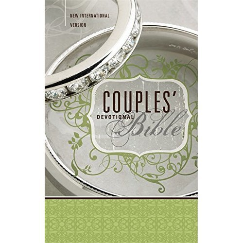 NIV Couples' Devotional Bible: For engaged and newly married couples (New International Version)