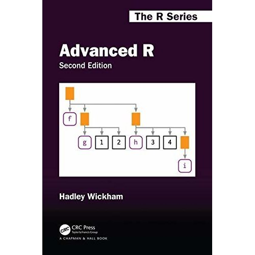 Advanced R, Second Edition (Chapman & Hall/CRC: The R Series)