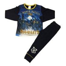 Children's Harry Potter 'I Would Rather Be At Hogwarts' Pyjama Set