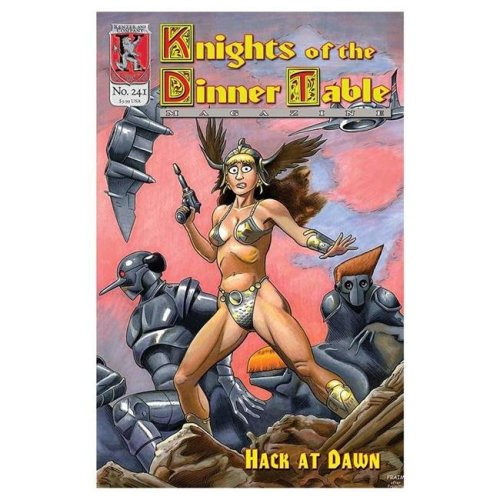 Knights of the Dinner Table Magazine No.241