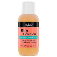 Mylee PolyGel Slip Solution 125ml – Polygel Builder, UV/LED Nail Tips & Extensions, Liquid Solution