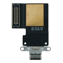 For iPad Pro 12.9 3rd Generation - iPad Pro 11 - Charge Port Flex Cable - Black